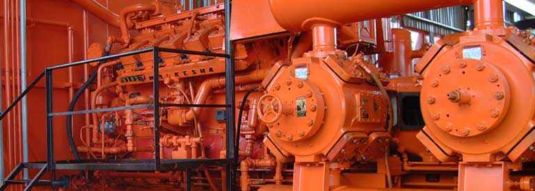 GE Waukesha gas engines