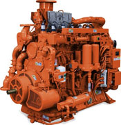 GE Waukesha gas engines VGF series