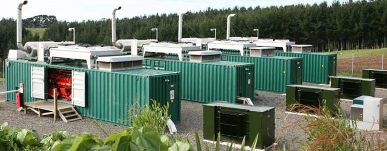 Generators - power generation from gas