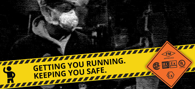 Getting You Running. Keeping You Safe.