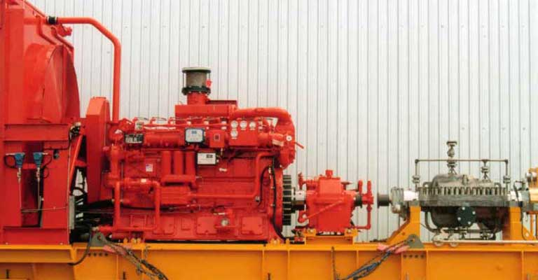 Produced water pump