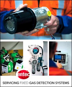 Servicing Fixed Gas Detection Systems