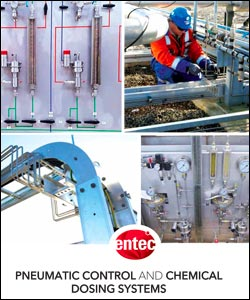 Pneumatic Control and Chemical Dosing Systems